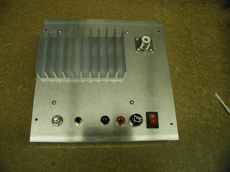 10 15 watt fm transmitter kit package