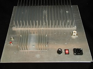 150 Watt Transmitter in Box Enclosure