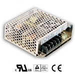 RS-50-15 50 Watt 15 VDC Power Supply