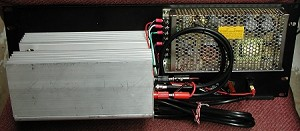 30-40 Watt Fully Assembled High VHF Amplifier